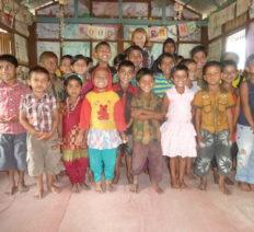 Sostenere le scuole di villaggio