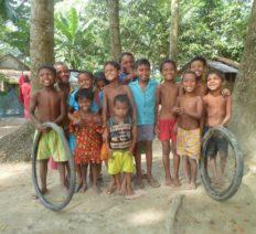Progetto Education for underpriviledged children